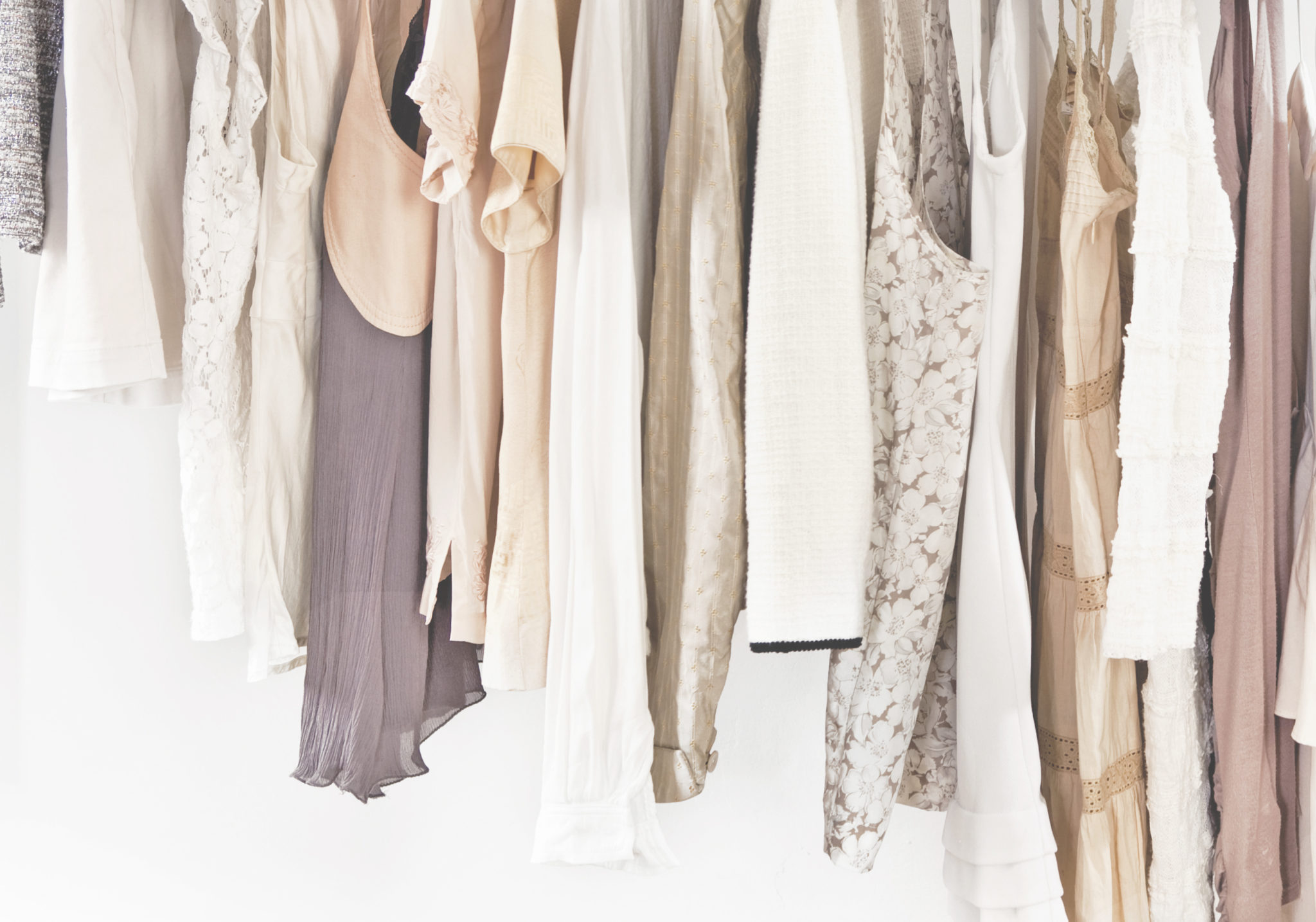 How to Make Your Closet Feel Luxurious