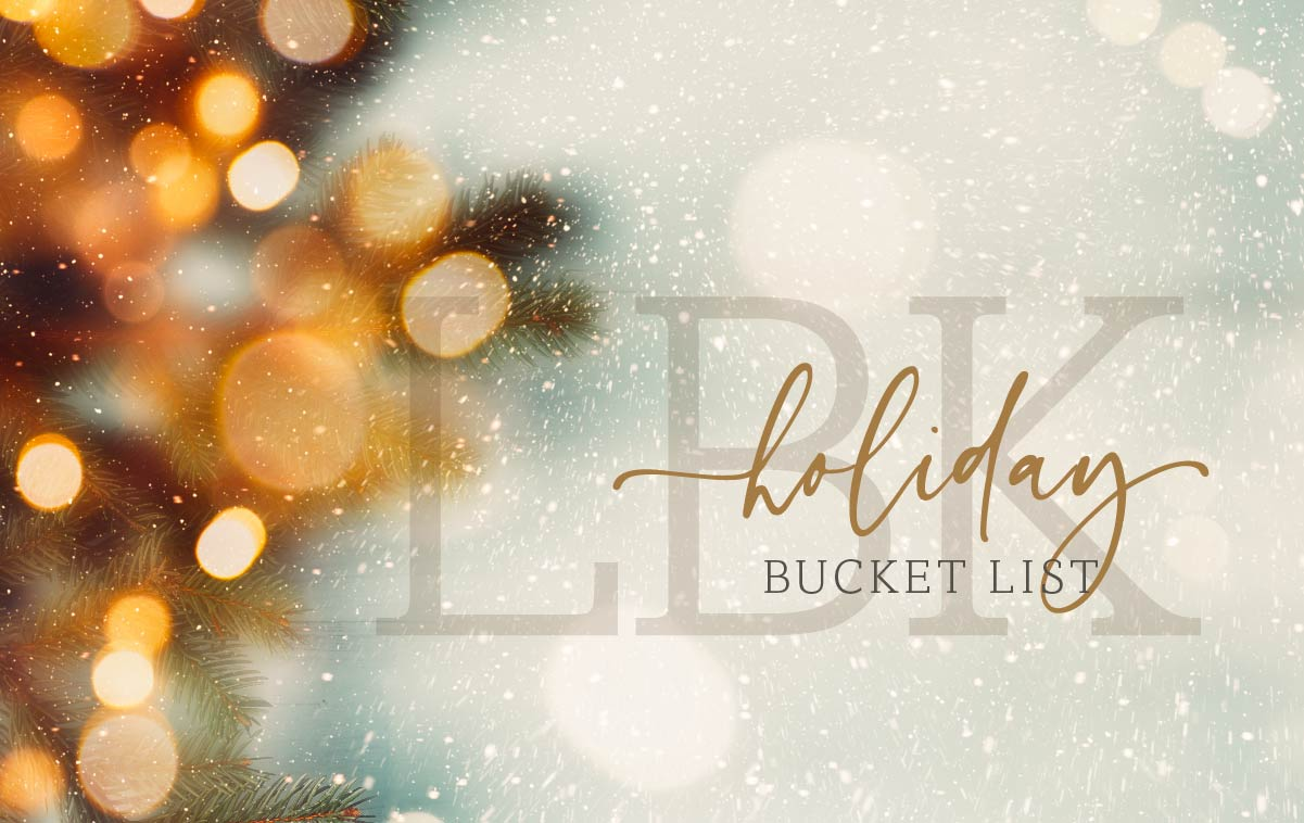 Lubbock Holiday Bucket List