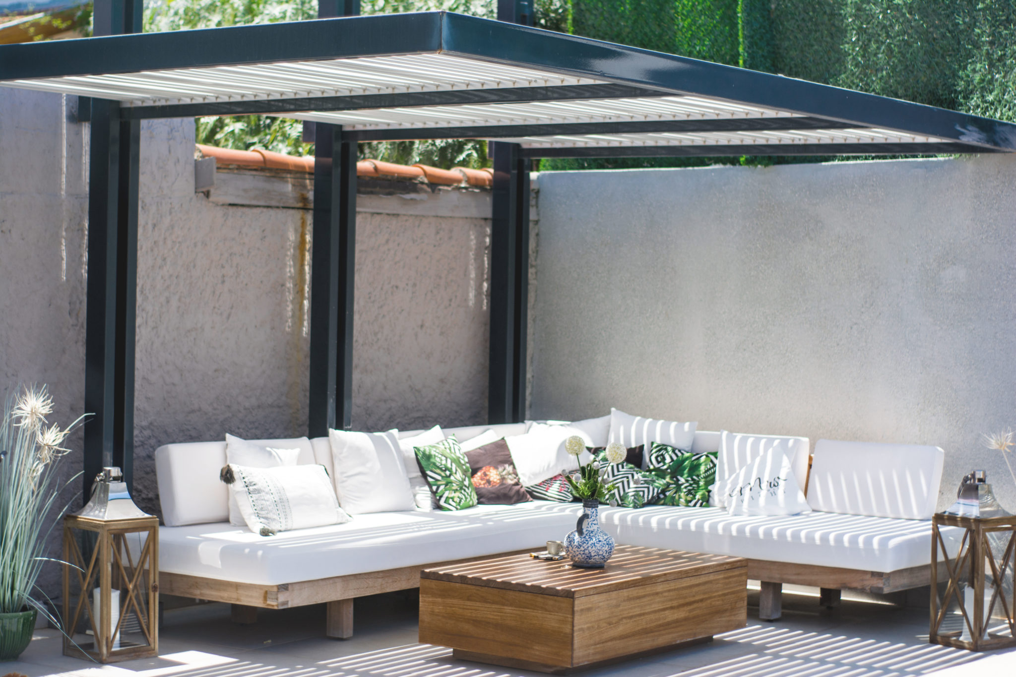 Five Fun Ideas for Patio Perfection