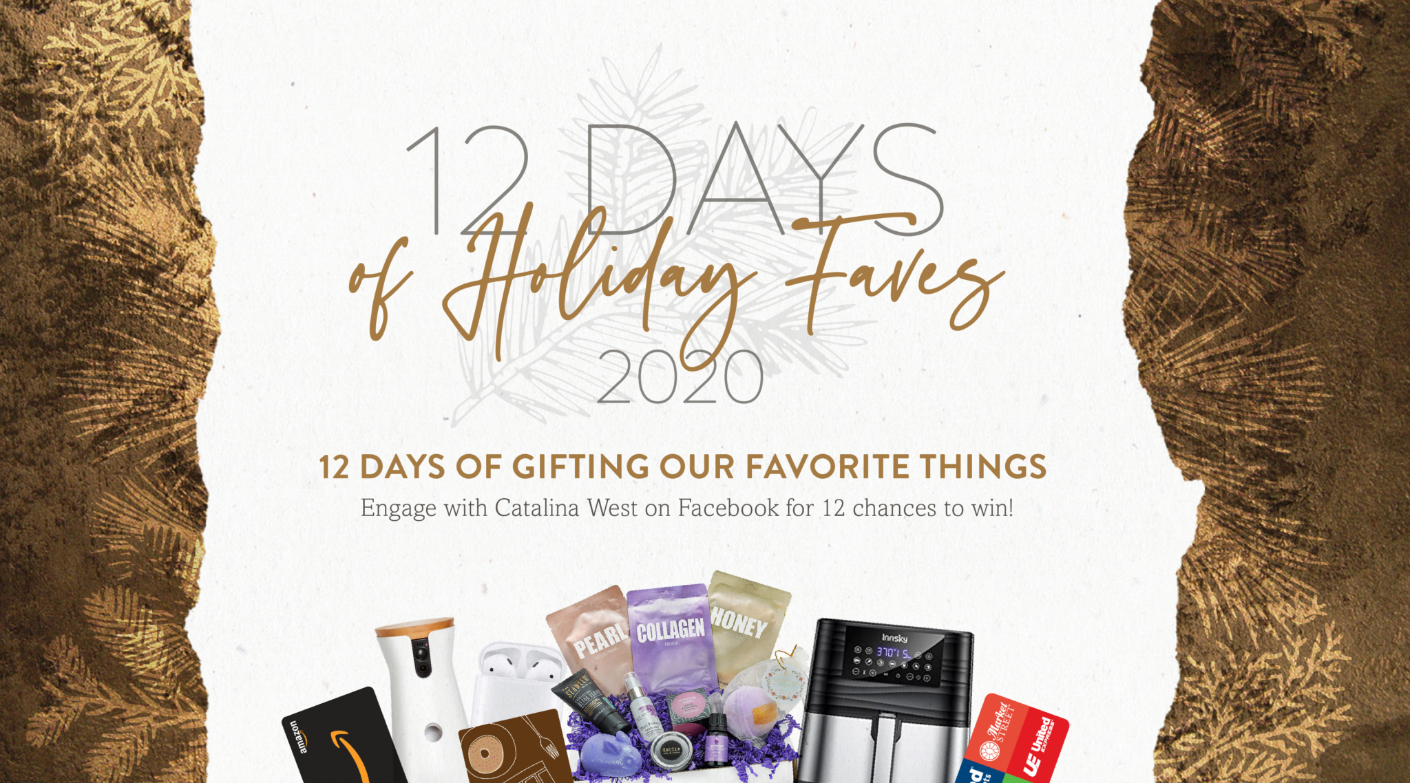 12 Days of Holiday Faves